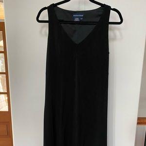 Tristan & Isuet a-line lil black dress